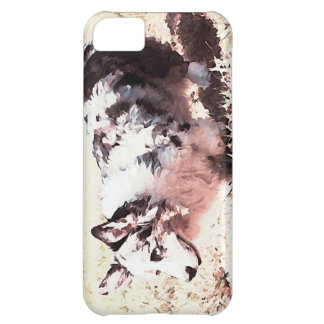 Watercolor Maggie Case For iPhone 5C