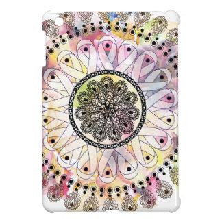 Watercolor Mandala iPad Mini Covers