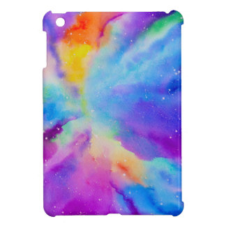 Watercolor Nebula iPad Mini Cases