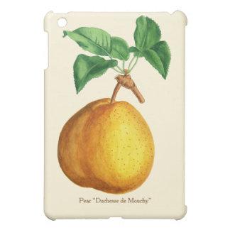 "Watercolor of Pear ""Duchesse de Mouchy"" iPad Mini Cases"
