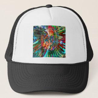 Watercolor of Rainbows Trucker Hat