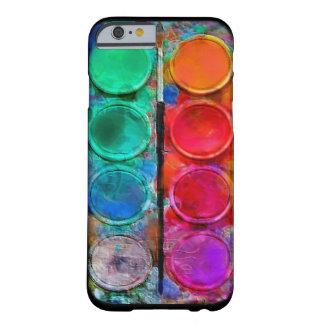 Watercolor Paint Pallette 4 iPhone 6 case iPhone 6 Case