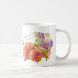 Watercolor painting Birthday Gift Mugs