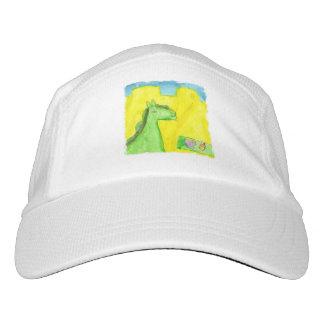 Watercolor Painting Dragon's Breakfast Headsweats Hat