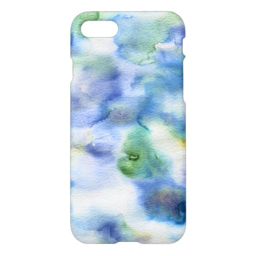 Watercolor painting On Paper iPhone 8/7 Case