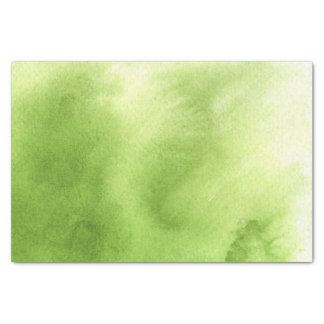 """watercolor paints on a rough texture paper 10"""" x 15"""" tissue paper"""