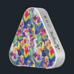 """Watercolor Parrots Speaker<br><div class=""""desc"""">Birds   Hand painted illustration of different species of parrots in vivid colors.  &#169; and &#174; Bigstock&#174; - All Rights Reserved.</div>"""