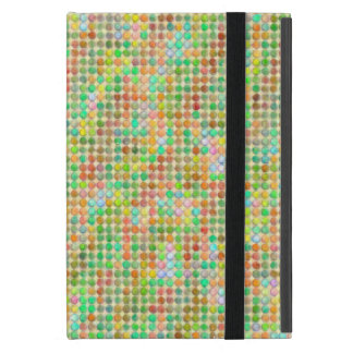 Watercolor Pastel Dots iPad Mini Case