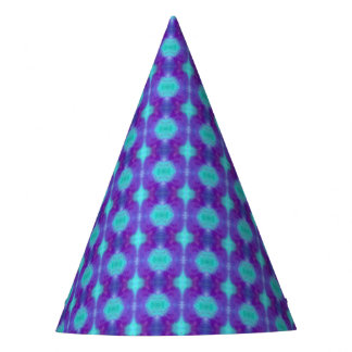 Watercolor Pattern I Party Hat