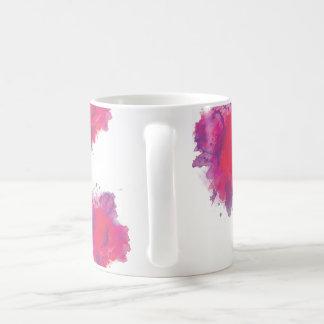 Watercolor Pretty Nails Coffee Mug