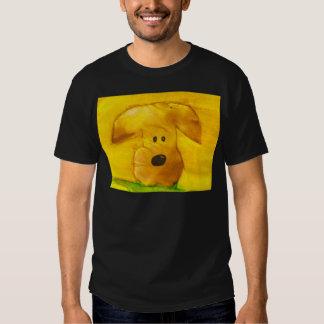 Watercolor Puppy T-shitrt T-shirt