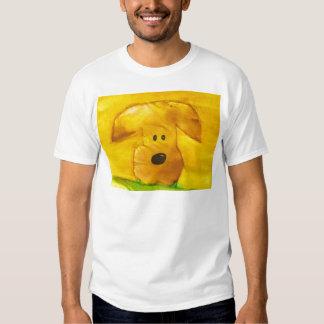 Watercolor Puppy T-shitrt Tee Shirts