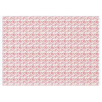 watercolor red hot chillies tablecloth