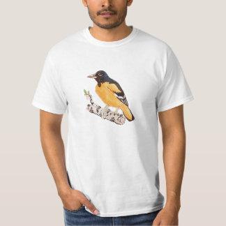 Watercolor Robin Tee Shirt