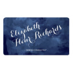 Watercolor Romance Business Cards Pack Of Standard Business Cards