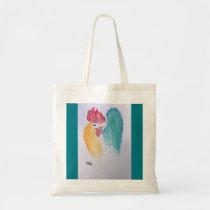 Watercolor Roo Shopping Bag