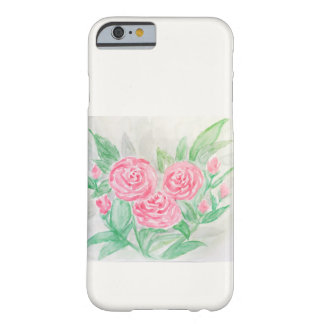 Watercolor Roses Barely There iPhone 6 Case