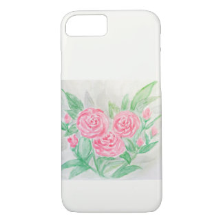 Watercolor Roses iPhone 7 Case