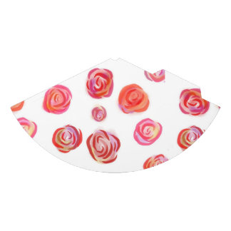 Watercolor Roses Party Hat