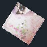 """Watercolor Siamese Cat Bandana<br><div class=""""desc"""">Watercolor Siamese Cat</div>"""
