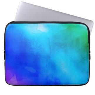 Watercolor Sleeves - Rainbow Computer Sleeve