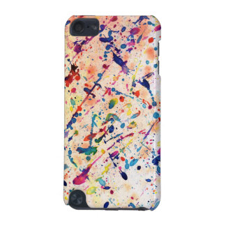 Watercolor Spatter iPod Touch 5G Cover
