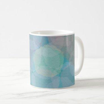 Professional Business Watercolor Splash Customizable Mug