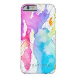 Watercolor Splash iPhone 6 Case By Megaflora