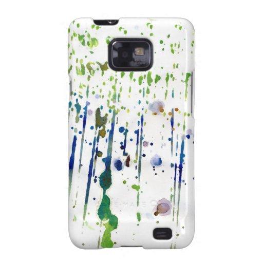Watercolor Splash Samsung Galaxy SII Case