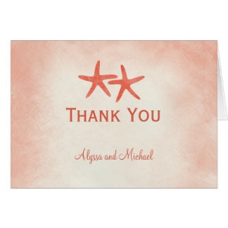 Z Coral Card Coral Note Cards | Zaz...