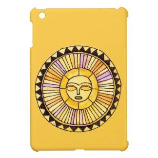 Watercolor Sun iPad Mini Cover