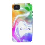 Watercolor Swirls 2 Case For The iPhone 4