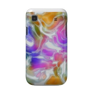 Watercolor Swirls Samsung Galaxy S Barely There casematecase