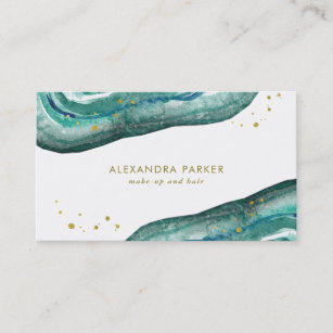 watercolor business cards zazzle