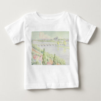 Watercolor Tours France Baby T-Shirt