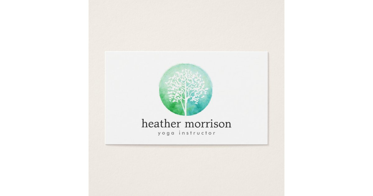 Massage Therapist Business Cards & Templates | Zazzle