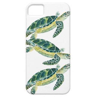 Watercolor Turtle iPhone 5 case