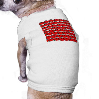 Watercolor Valentine Hearts Shirt