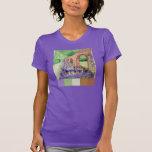 Watercolor Wall T-shirts