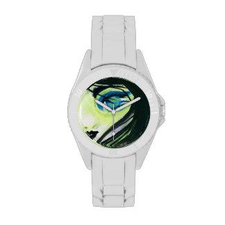Watercolor Water Spirit Watch