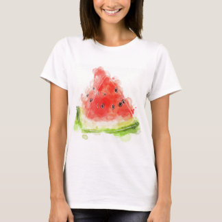 Watercolor Watermelon T-Shirt