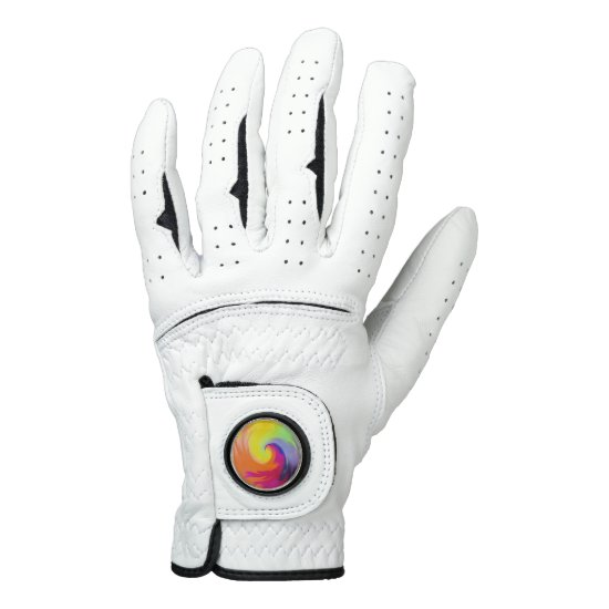 Watercolor Wave - Golf Glove