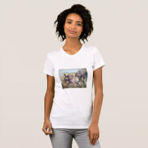 Watercolor Wild Elephant T-Shirt