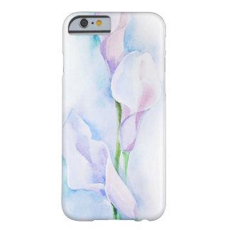 watercolor with 3 callas iPhone 6 case