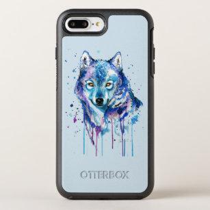 wolf iphone xr case