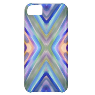 Watercolored - Brightly Colored Abstract Cover For iPhone 5C