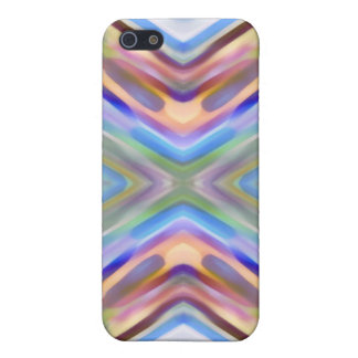 Watercolored - Brightly Colored Abstract Cover For iPhone SE/5/5s