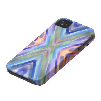 Watercolored - extracto brillantemente coloreado funda para iPhone 4