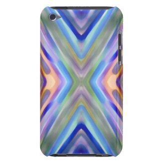 Watercolored - extracto brillantemente coloreado funda para iPod de barely there