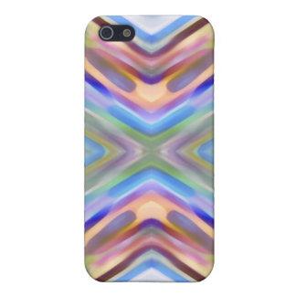 Watercolored - extracto brillantemente coloreado iPhone 5 carcasas